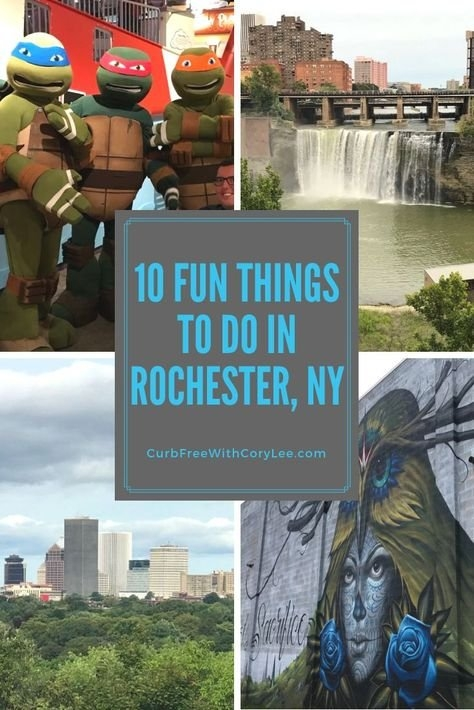 10 Wheelchair Accessible And Fun Things To Do In Rochester within Free Time Rochester Ny Photo