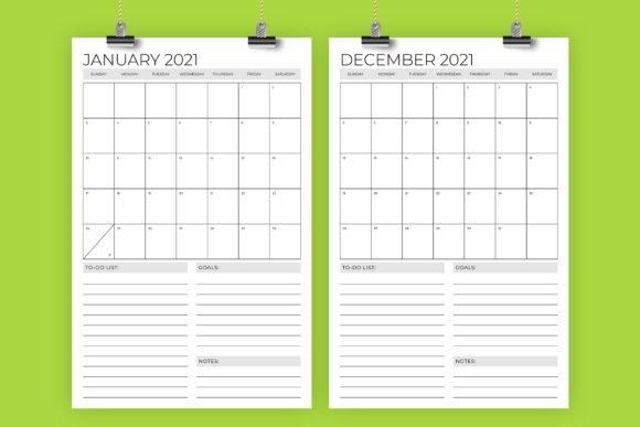 11 X 17 2021 Calendar throughout 11X17 2020 Calendar Pdf Image