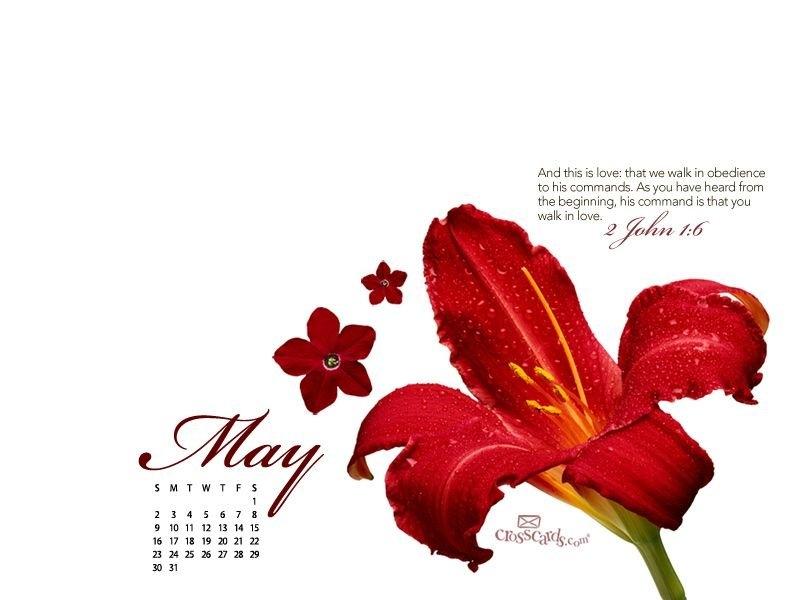 2 John 1:6 | Calendar Wallpaper, Desktop Wallpaper Calendar intended for Free Christian Wallpaper Calendar Graphics