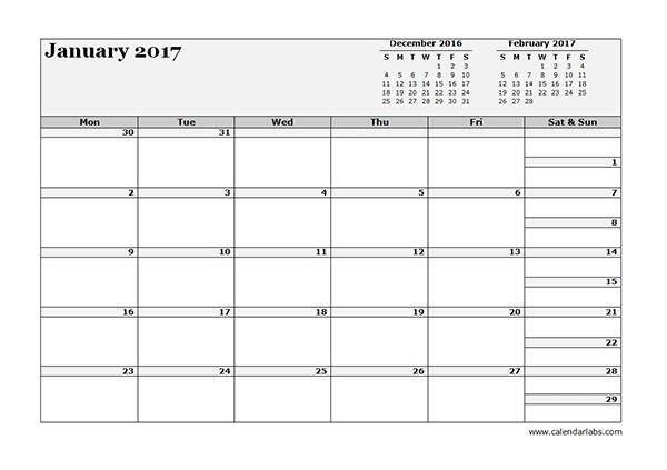 2017 Three Month Calendar Template - Free Printable Templates for Three Month Calendar Template Word Graphics