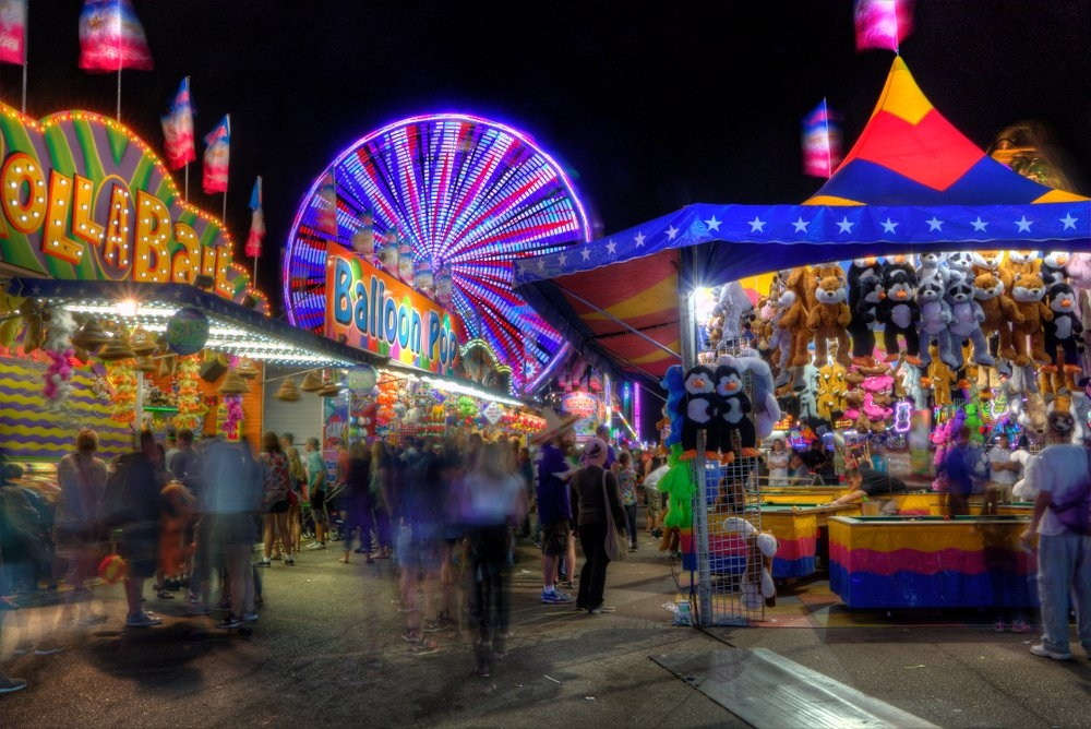 2019 State Fair Schedule: The Full List Of Cities And Dates within Timonium Fair Schedule Photo