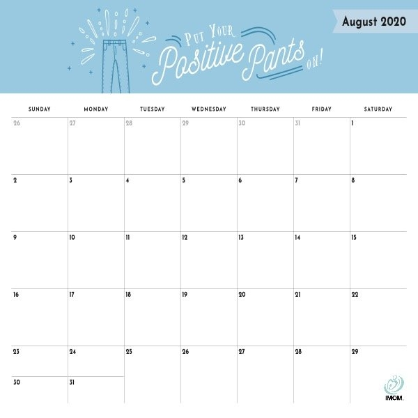 2020 And 2021 Printable Calendars: 9 Free Printable Calendar within Baby Girl July To August  2020 Ate Calendar Templates