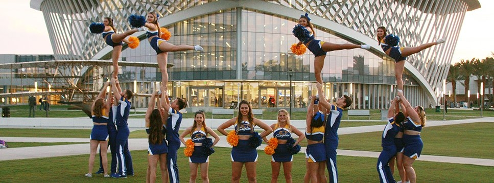 2020 Coed Cheerleading Tryouts - Embry-Riddle Aeronautical in Embtry Riddle Daytona Academic Schedule Daytona