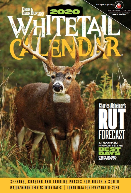 2020 Deer & Deer Hunting Calendars Available - Deer And Deer pertaining to Whitetail Movement Calander For Iowa Photo