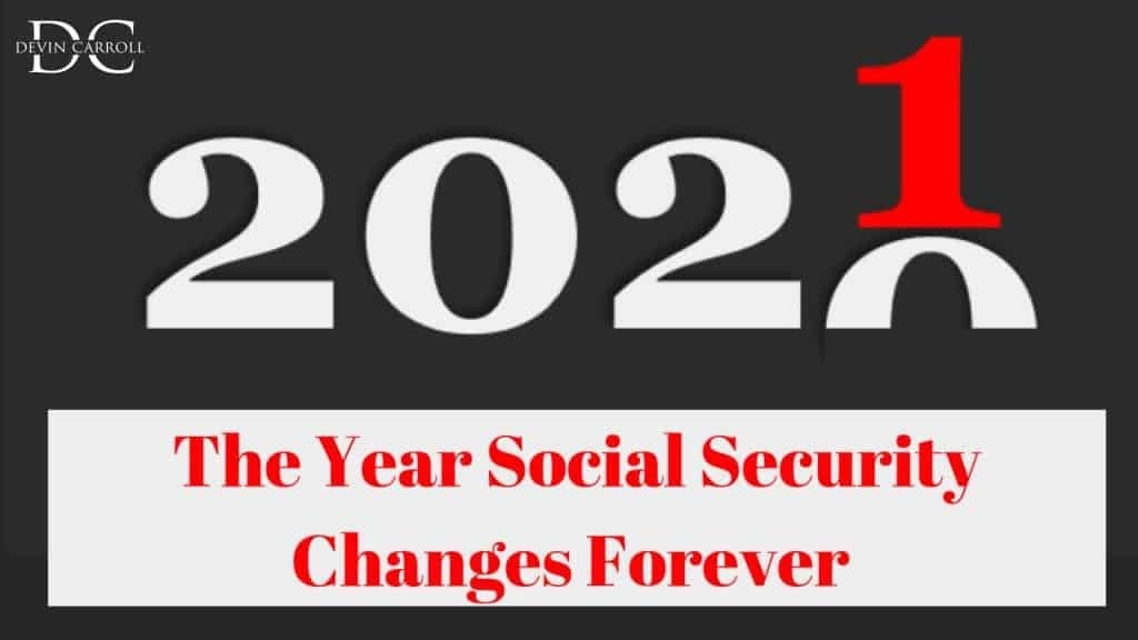 2021: The Year Social Security Changes Forever - Social in Social Security Disability Payment Schedule Calendar Photo