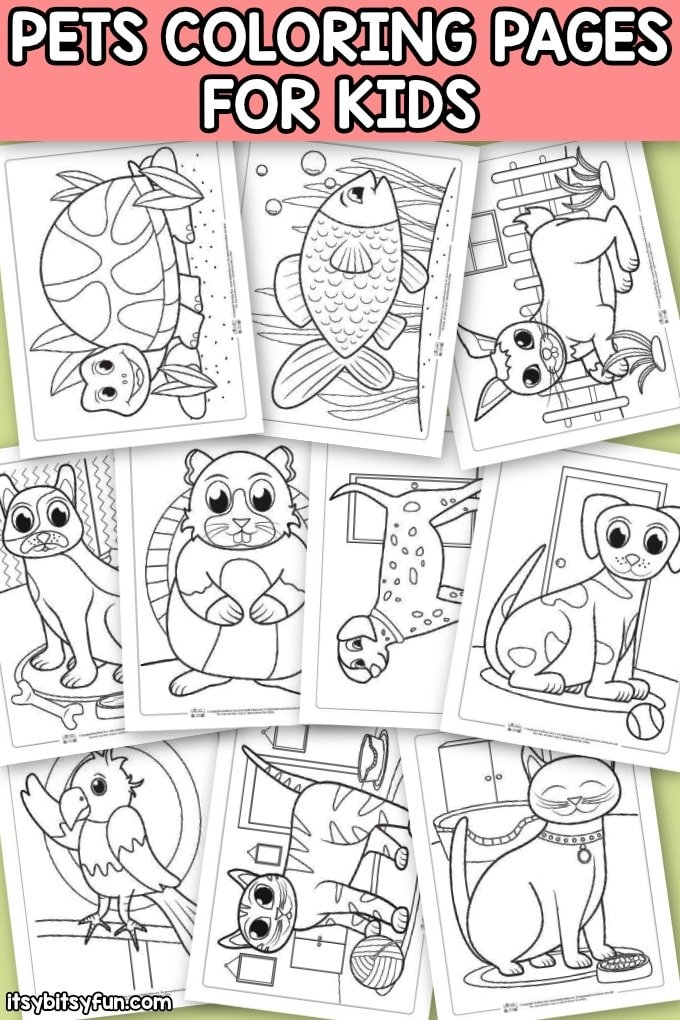31 Amazing Free Coloring Worksheets Image Inspirations inside Itsy Bitsy Fun Calendar