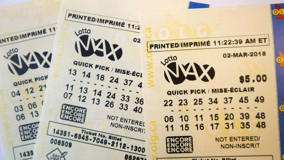 $55M Lottery Ticket Bought In Yellowknife Still Not Claimed throughout Lottery Ticket Fundraiser