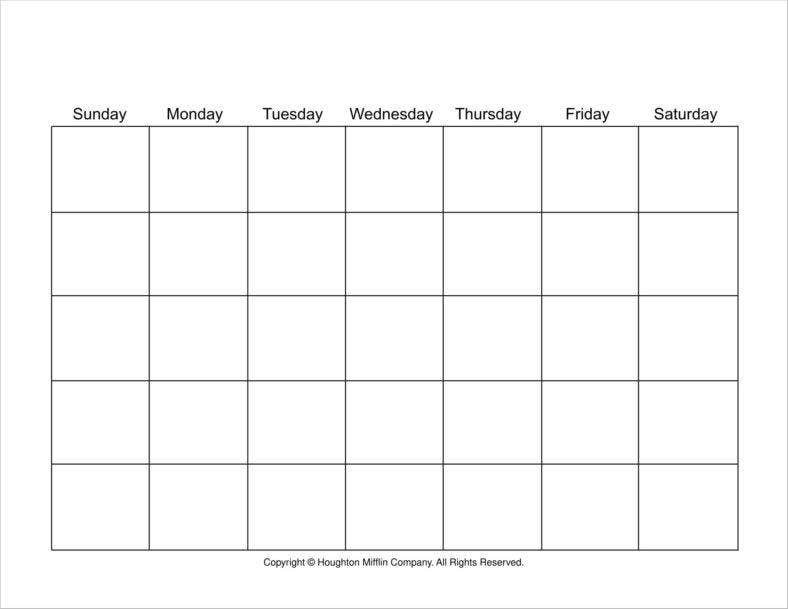 9+ Day Calendar Templates Free Samples, Examples Formats pertaining to 10 Day Calendar Graphics