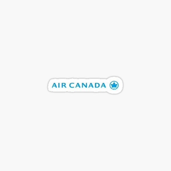 Air Canada Stickers | Redbubble within Manteca Usd Academic Calendar Image