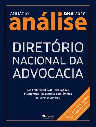 Análise Dna - Diretório Nacional Da Advocacia 2020 within Codigo Juliano 2020 080 Graphics