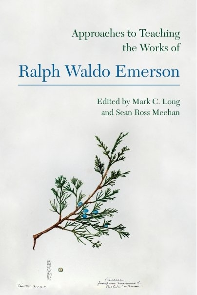 Approaches To Teaching The Works Of Ralph Waldo Emerson inside Emerson Accademic Schedule