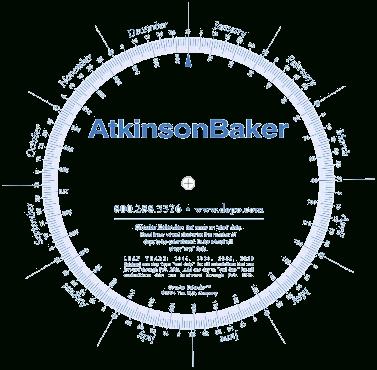 Atkinson-Baker | Filing Date And Deadline Calculator pertaining to Depo Calendar Photo