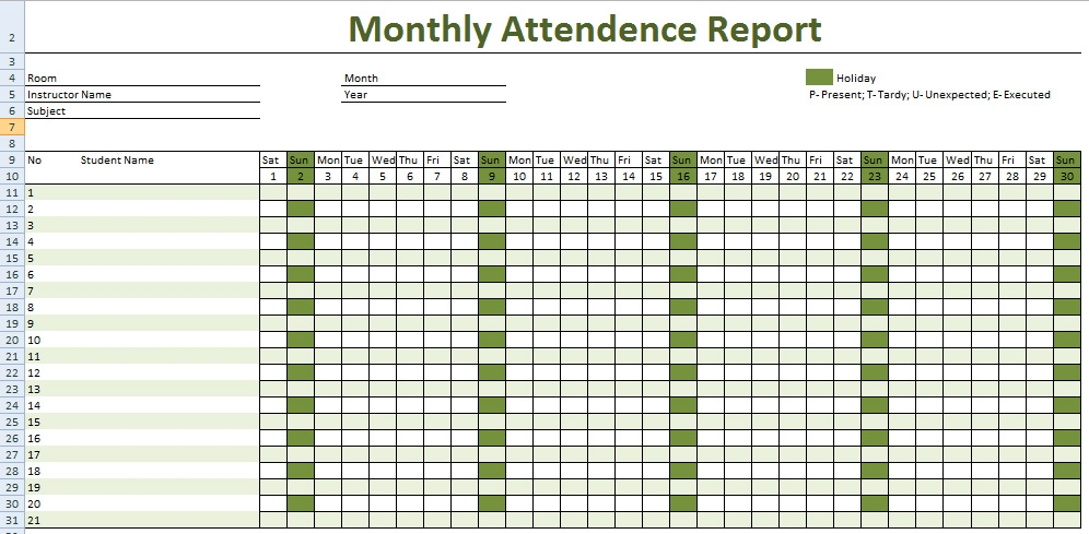 Attendance Sheet Format | Access World Forums inside Microsoft Access Attendance Template Photo