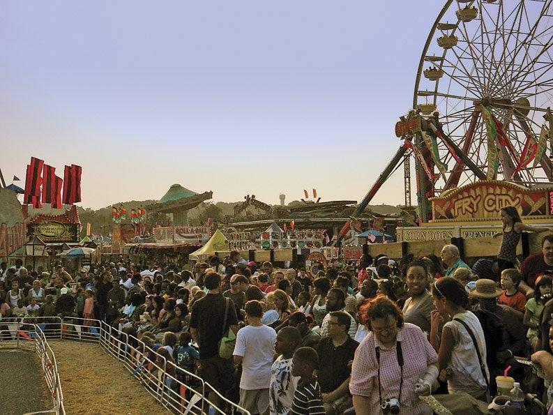 August Highlights for Timonium Fairgrounds Events Calendar