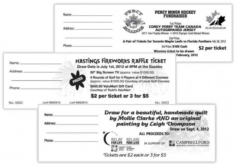 Avery+Printable+Raffle+Tickets | Raffle Tickets For within Lottery Ticket Fundraiser Template