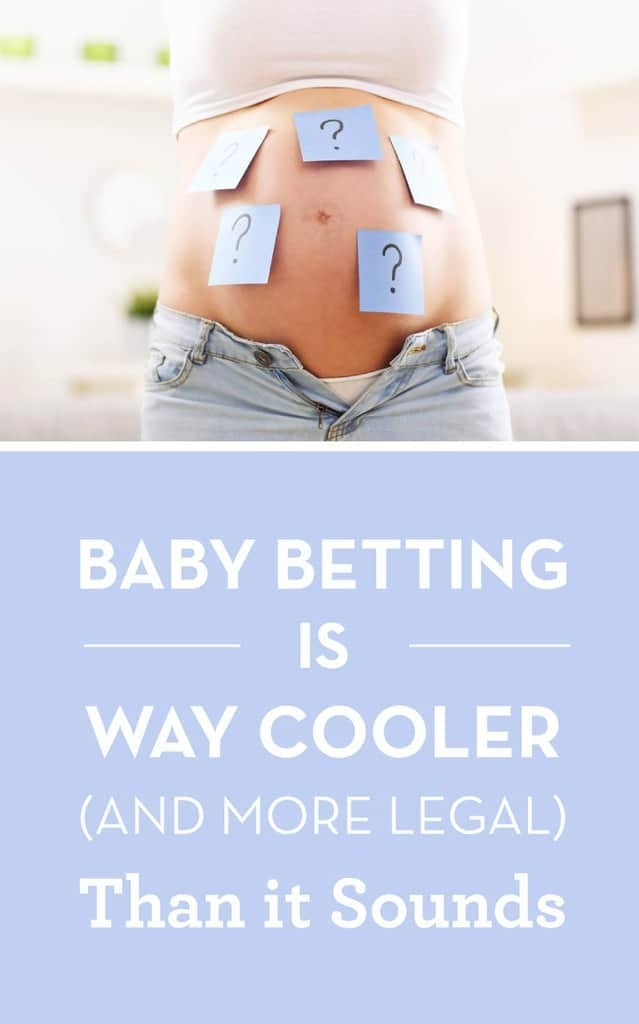 Baby Betting Is Way Cooler (And More Legal) Than It Sounds throughout Co-Workers Guess Baby Deliver Day