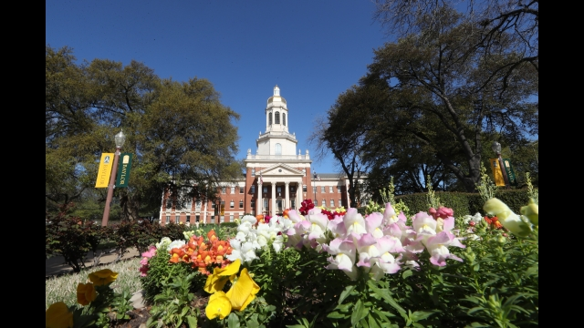 Baylor Campus Hours Will Be Adjusted For Easter Break in Baylor Universityspring Calenda Photo