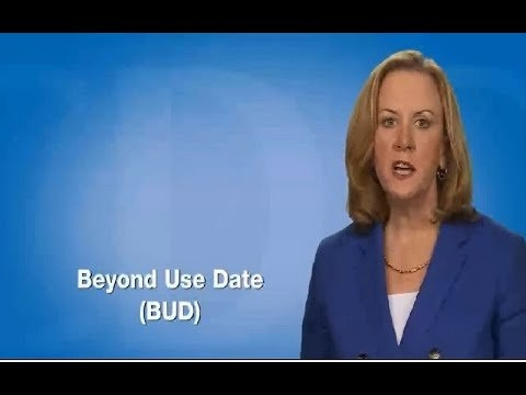 Beyond Use Date (Bud) inside 8 Day Multi-Dose Vialexpiration Date Assigner 2020