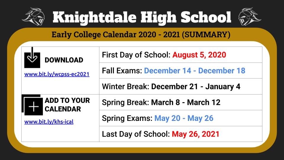 Calendar And Schedule / Calendar And Bell Schedule pertaining to Wcpss Calendars