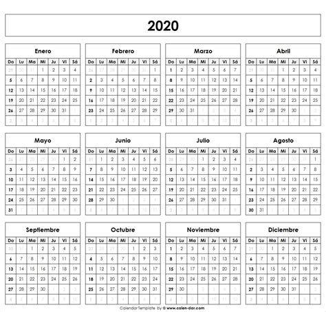 Calendario 2020 Para Imprimir Excel - Calendario 2019 in Calendário Juliano 2020 Excel