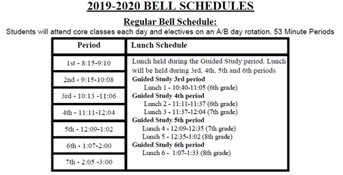 Calendars And Bell Schedules / Bell Schedule for Wcpss Calendars Photo