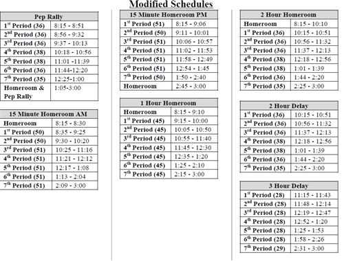 Calendars And Bell Schedules / Bell Schedule with regard to Wcpss Calendars Photo