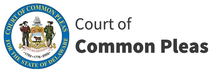 Court Of Common Pleas - Delaware Courts - State Of Delaware pertaining to June 2020 Calendar With Time Slots For Hearings