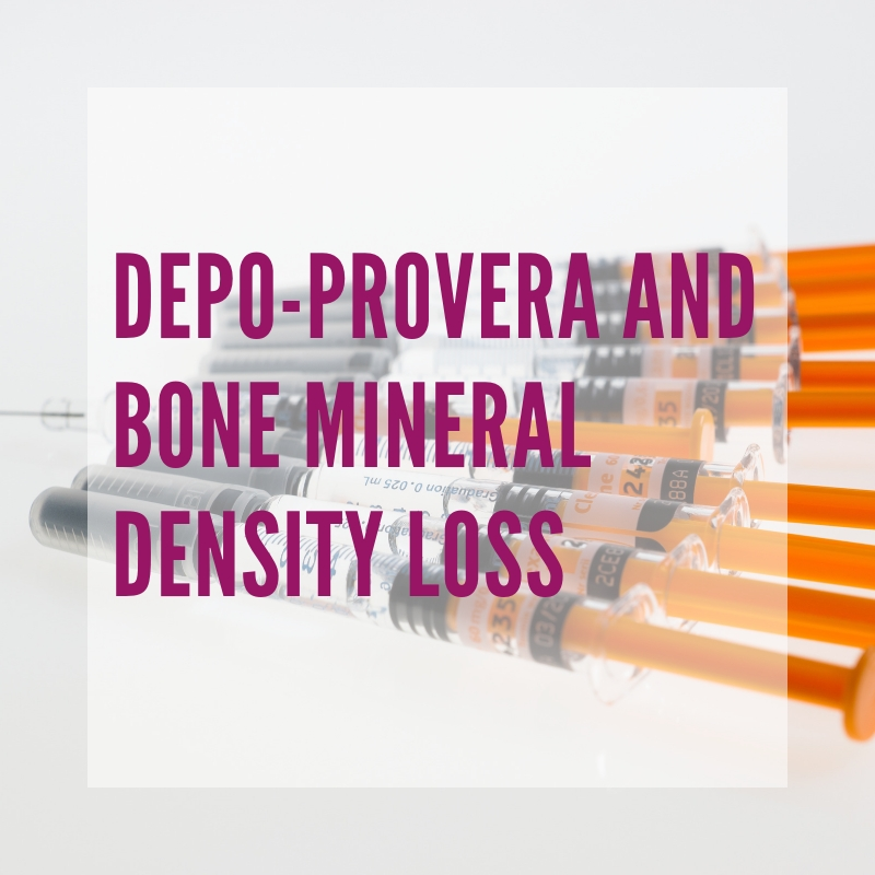 Depo Provera And Bone Mineral Density - Nwhn for Pfizer Leap Year Depo