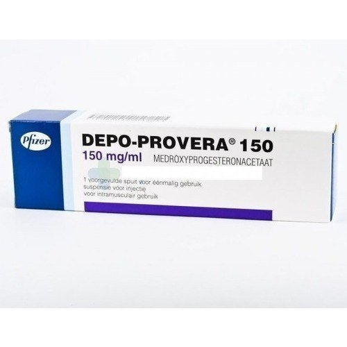 Depo Provera within Pfizer Leap Year Depo Photo