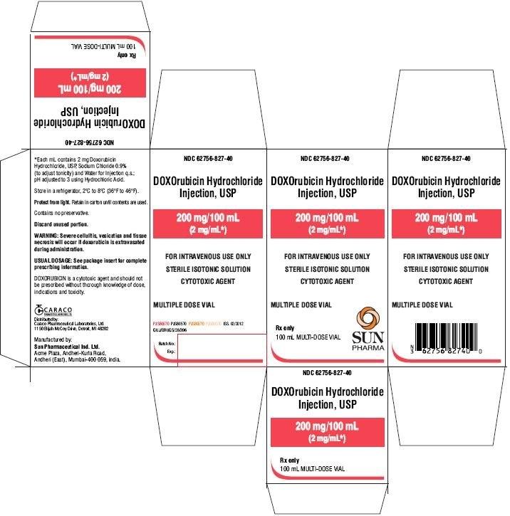 Doxorubicin Hydrochloride (By Sun Pharmaceutical Industries with Multi Dose 28 Day Expiration Calendar