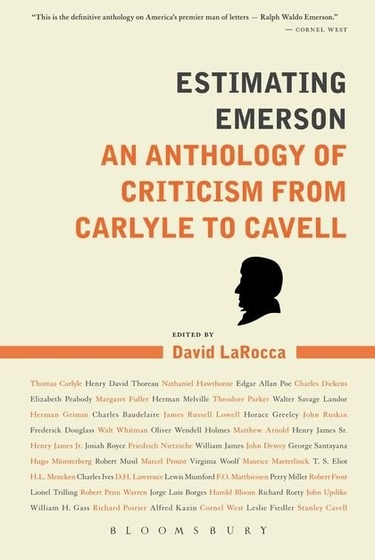 Estimating Emerson: An Anthology Of Criticism From Carlyle with regard to Emerson Accademic Schedule Graphics