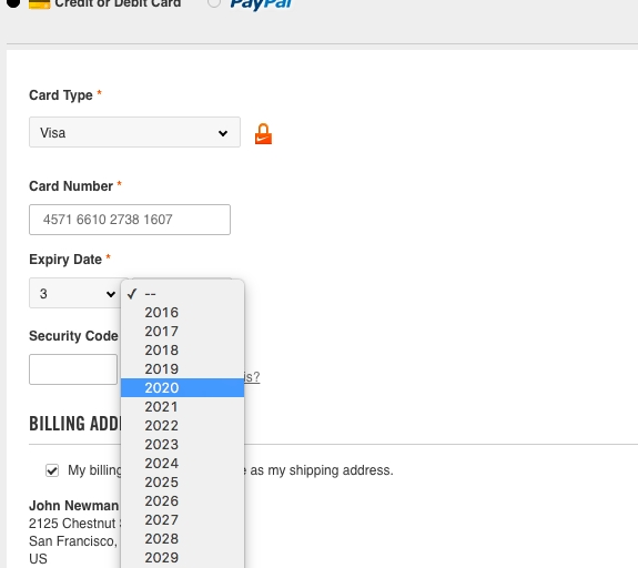 Format The 'expiration Date' Fields Exactly The Same As The regarding 90 Day Expiration Calendar 2020 Graphics