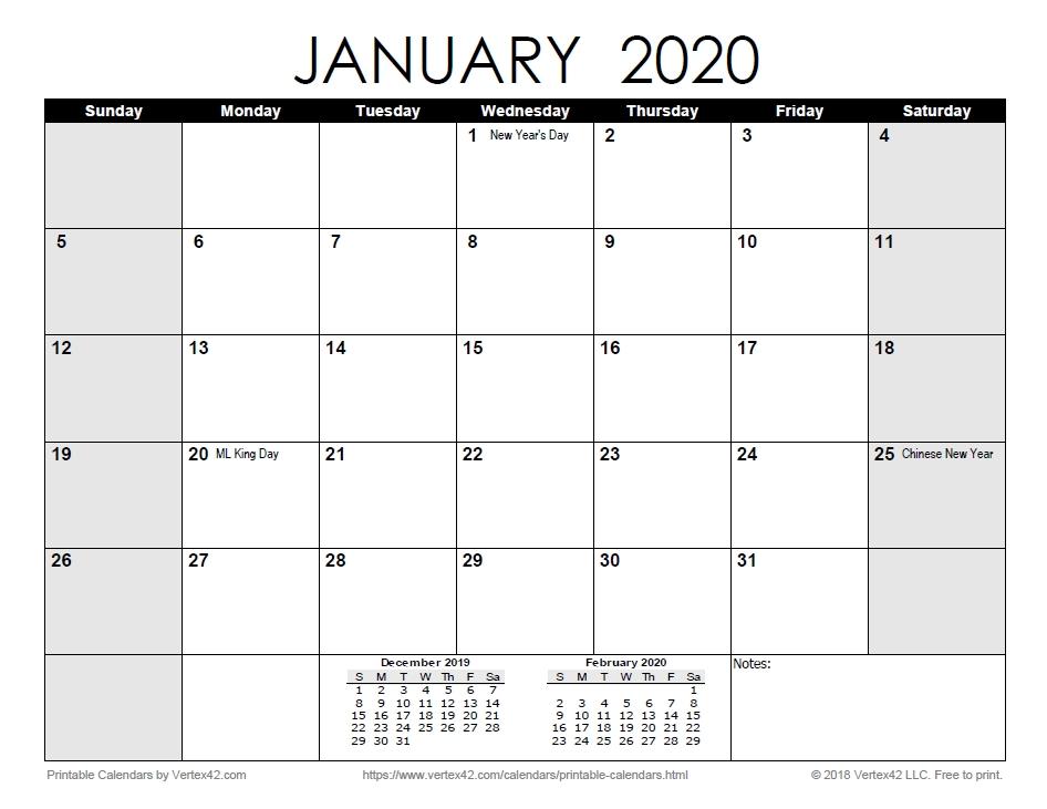 Free Printable Calendar - Printable Monthly Calendars in 11 By 17 Calendar Template