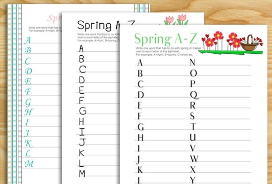 Free Printable Spring And Easter Games inside Baby Guess Birthday Free Printable