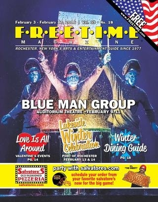 Freetime Magazine - Issuu regarding Freetime Magazine Rochester Ny Calendar