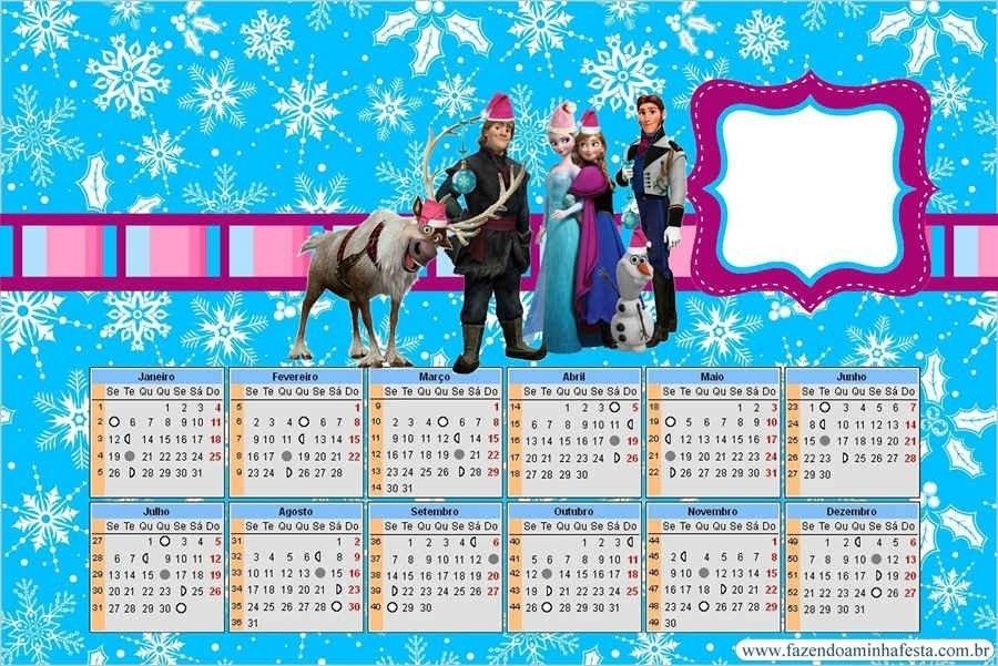 Frozen Snowflake Disney Themed Frozen Printable Calendar throughout Print Out Frozen Printable Calendar Graphics