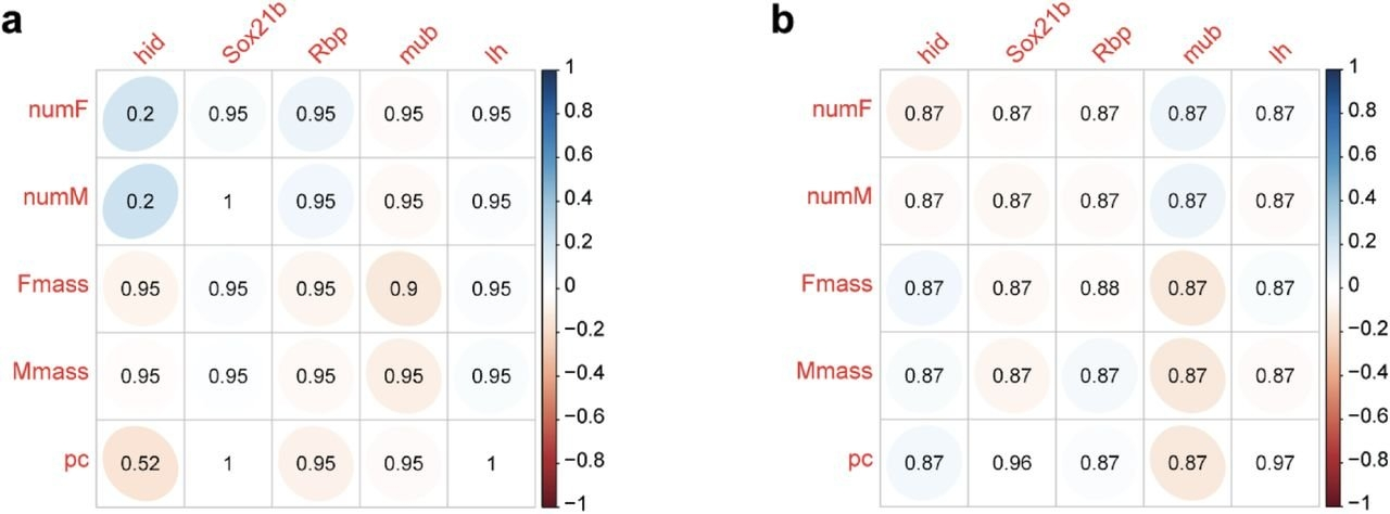Genetic Basis Of Offspring Number And Body Weight Variation with Open Vial Exp Calander