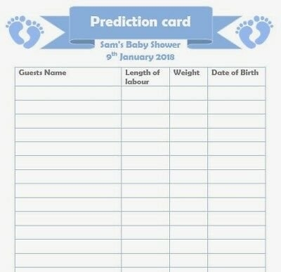 Guess Baby Weight Chart - Yubad inside Printable Baby Guess Date Chart