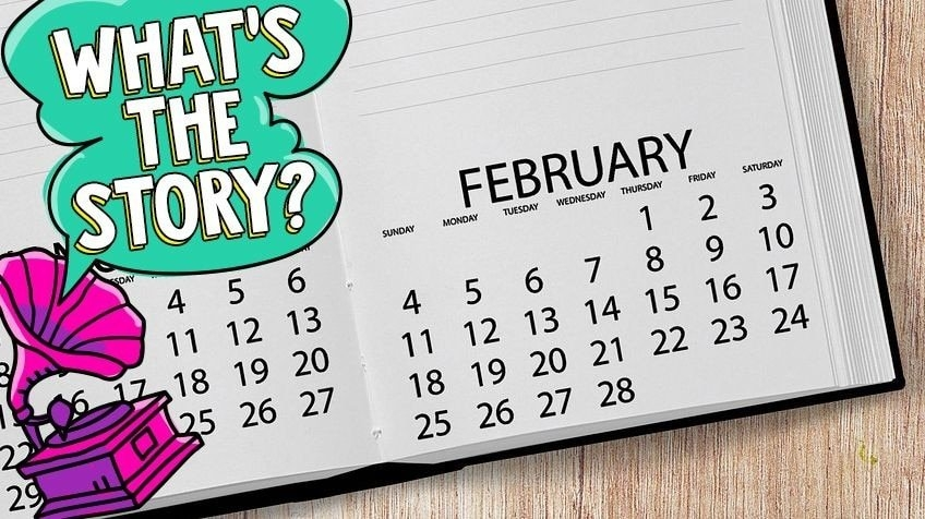 Hey February! Why So Short? | Explore | Awesome Activities within 365 Day Calendar By Day Number