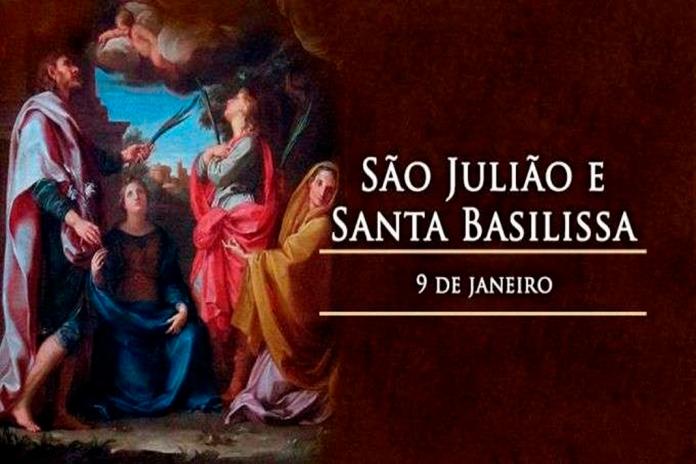 Hoje É Dia De São Julião E Santa Basilissa, Conheça A História! for Dia Juliao