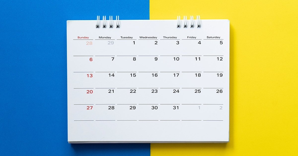 How To Create A Social Media Content Calendar | Socialbakers pertaining to Calendar Photo