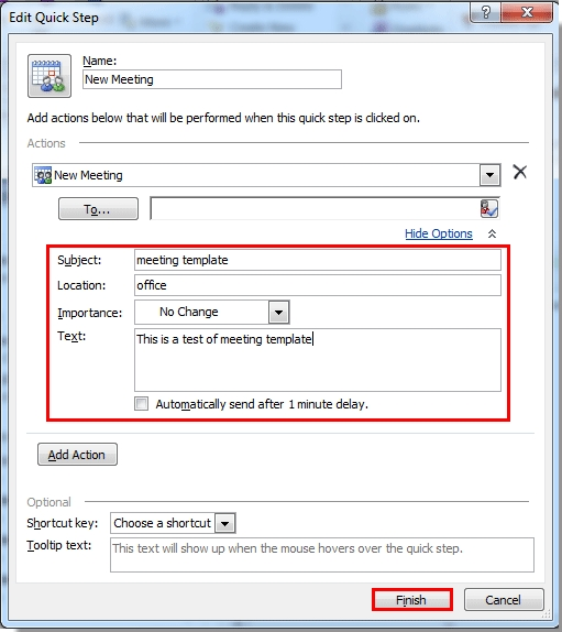 How To Create Appointment Or Meeting Template In Outlook? pertaining to Calendar Invite Example Outlook Graphics