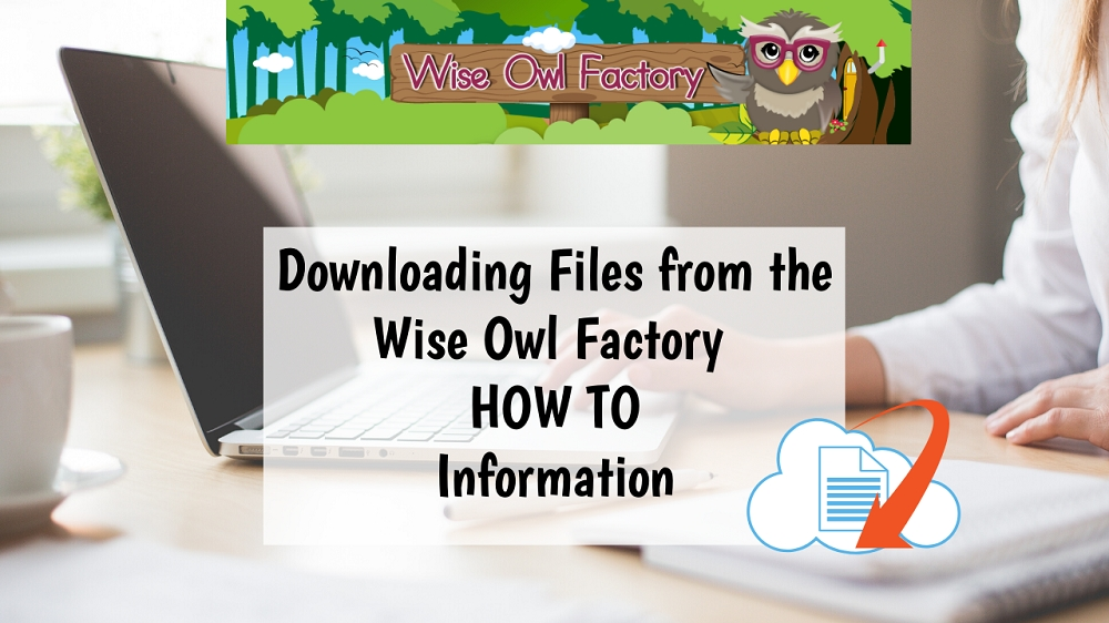 How To Download Wise Owl Factory Free And Priced Pdfs • Wise with Wise Owl Factory Editable Calendar