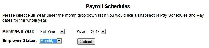 Hr Form And Time Deadlines For Payroll Processing for State Of Michigan Payroll Schedule