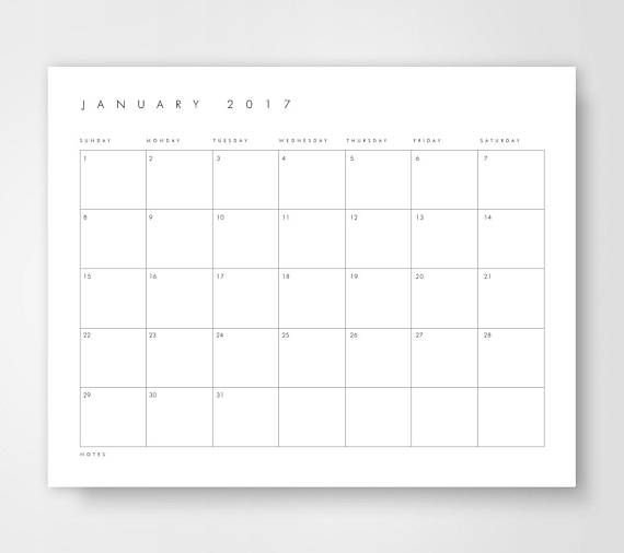 Large Desk Calendar 2018 Calendar Printable Calendar | 달력 with regard to Large Square Calendar Printable Photo