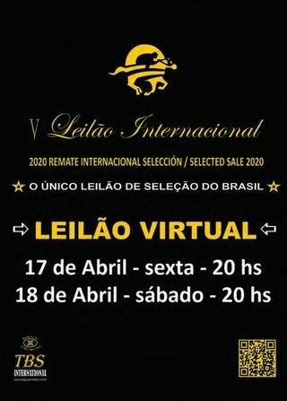 Leilao Internacional V, Abril 17 Y 18, 2020Eleturf - Issuu within Codigo Juliano 2020 080