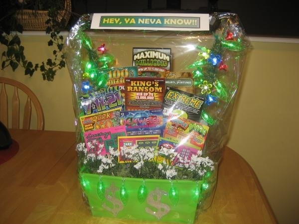 Lottery Ticket Tree - Crafty Discussion - Craft Server for Lottery Ticket Fundraiser