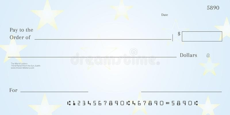 Lotto Ticket Stock Illustrations – 609 Lotto Ticket Stock pertaining to Lotto Bonus Number Raffle Template Photo