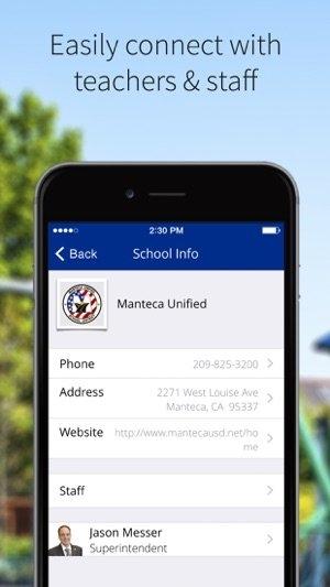 Manteca Usd On The App Store regarding Manteca Unified Calendar