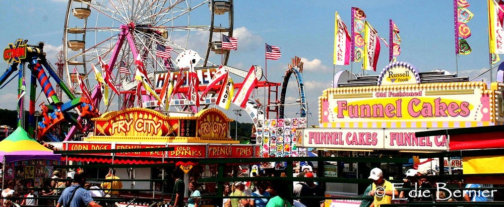 Maryland State Fair — Prince George's Suite in Timonium Fair Schedule
